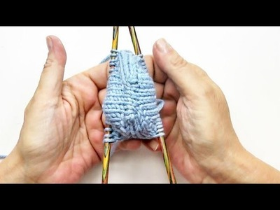Socken Stricken #08 * Von der Spitze weg * Toe Up * eliZZZa's Super Easy Sockenspitze
