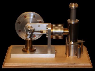 Stirling Engine - DIY