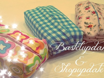 [CRAFT ROOM] #52 Bastel- und Shopupdate