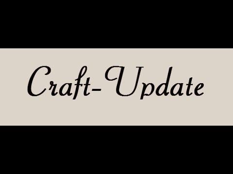 [Craft Update] Steampunk, Osterkarten und allerlei Gedöns ;)