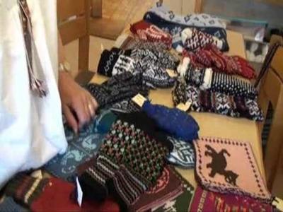 Musterstricken - Ostpreußische Handschuhe