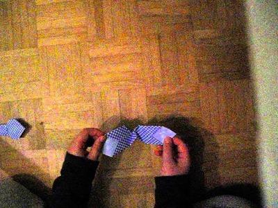 Origami Fliege