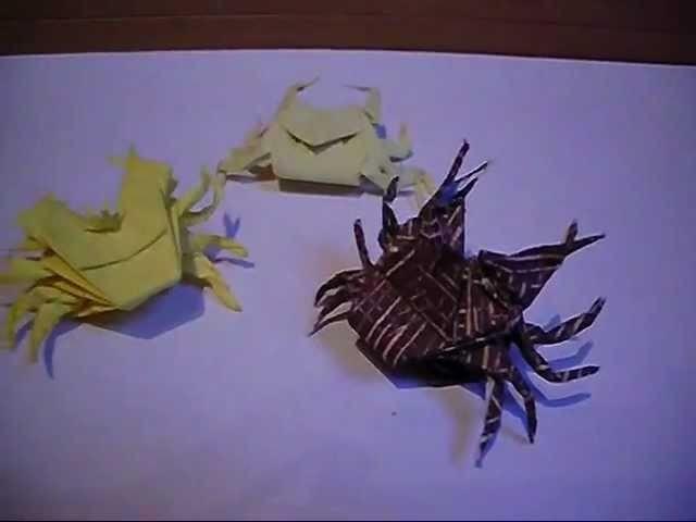 Origami Krebs