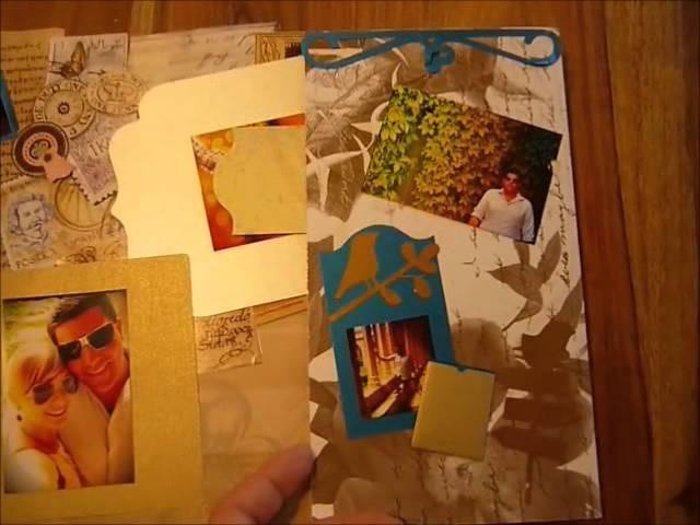 Scrapbook Spanien 2012