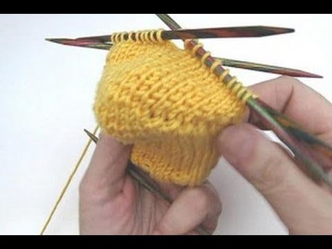 Socken stricken * Sockenkurs #9 * Bumerangferse eliZZZa Methode