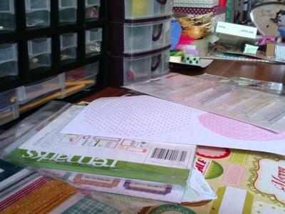 [unboxing.haul]scrapbook-Werkstatt.de teil 2 von 3