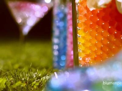 Crystal soil | Hydroperlen | Blumenperlen | Wasserperlen | Dekorationsperlen