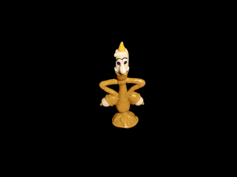 FIMO Lumiére: Polymer Disney Beauty & Beast - Tutorial [HD] (EN-Sub)