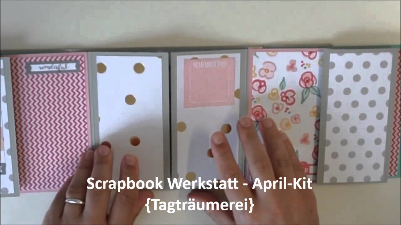 Flip Flap Minialbum * PamiStyle *