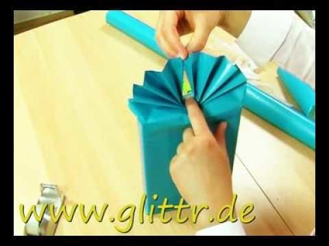 Geschenke verpacken - Grundlagen 2