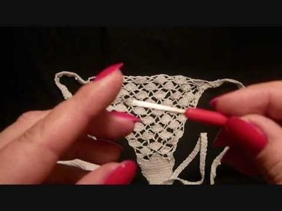 Häkeln Tanga. crochet