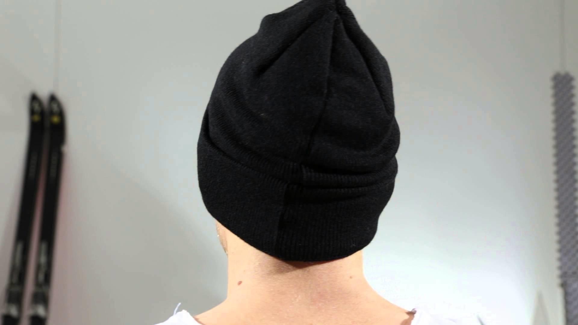 New Era Mützen - NE Original Basic Cuff Knit 3 black - Men