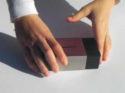 Trick Box TROIKA BAN40 Spardose savings box.mpg