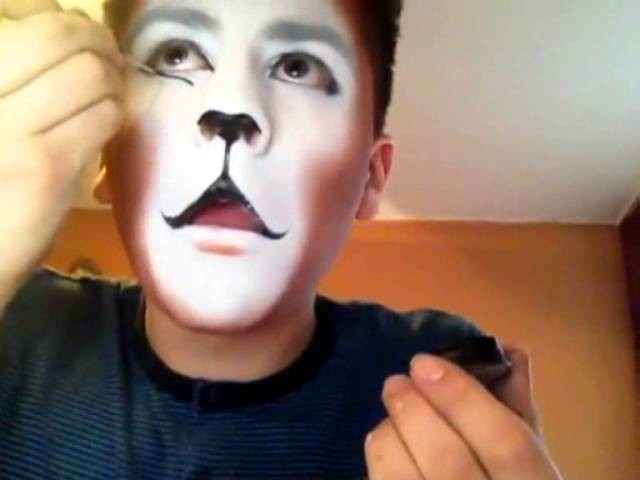 Cats Musical ,Plato Makeup