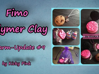 [CRAFT ROOM] #45 Fimo Charm Update #9 - Polymer Clay