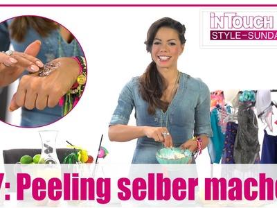 DIY: Peeling selbst machen! Beauty-Tutorial! Körperpeeling.Gesichtspeeling