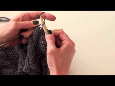 Empfehlenswert Stricken lernen: Zöpfe stricken | Knitting for beginners: Cable Knit  voll