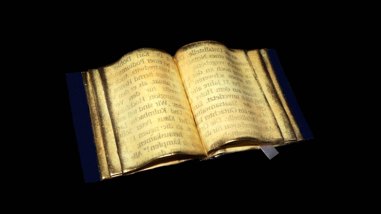 FIMO Buch: Polymer Clay Book - Tutorial [HD.DE] (EN-Sub)