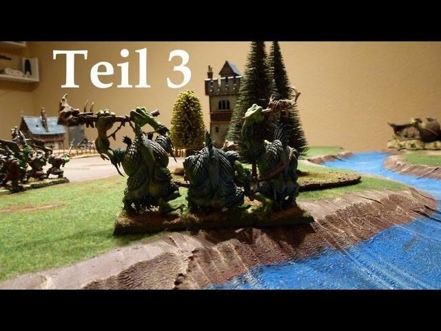 Let´s Craft #27 - modulare Spielplatte selbst bauen Teil 3 für Warhammer und andere Tabletops