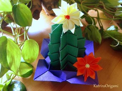 Origami ♥ Cactus ♥