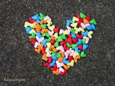 Origami ♥ Lucky Heart ♥