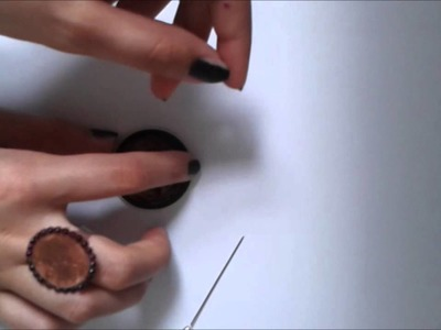 DIY : Ohrringe aus N. Kapseln