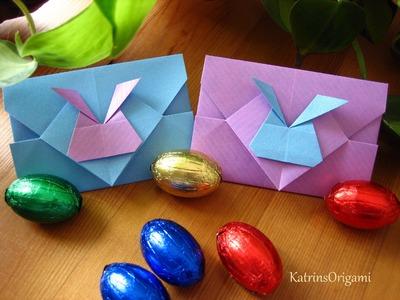 Origami ❀ Bunny Envelope ❀