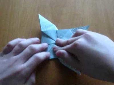 Origami Seerose Part II