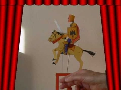 Paper automaton