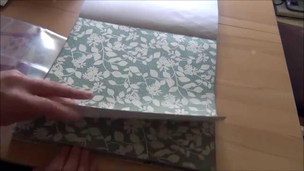 Scrapbook Mini-Haul von TK Maxx und Tedi