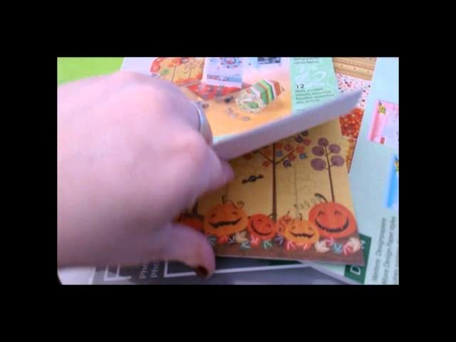 Scrapbooking Haul Anfänger Starter Kit Papier Einkauf