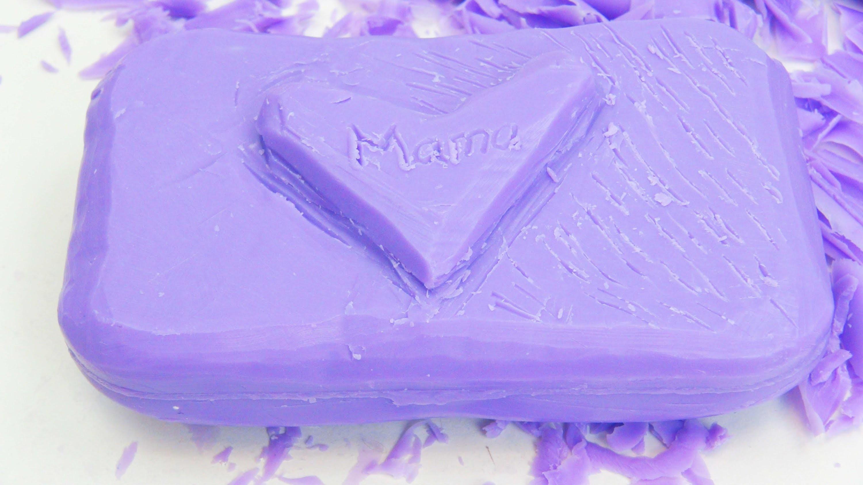 Seifeschnitzen DIY | Soap Carving | Muttertagsgeschenk. Geburtstagsgeschenk Tutorial