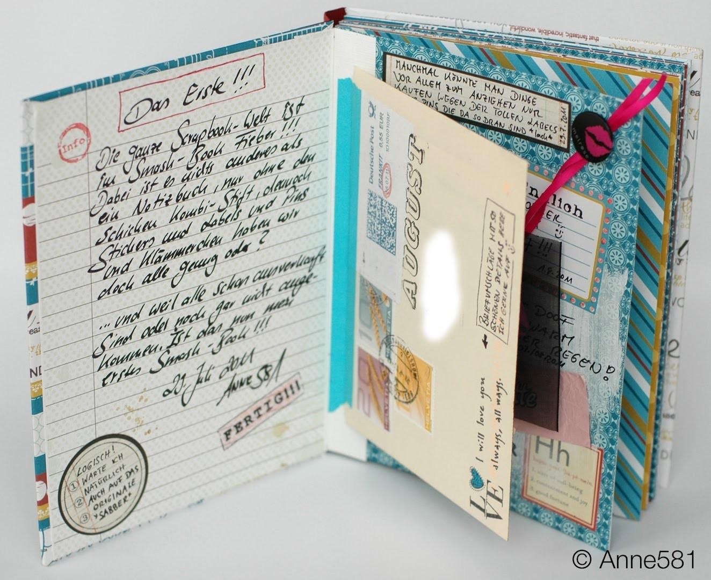 Smash Book: Das kreativeTagebuch