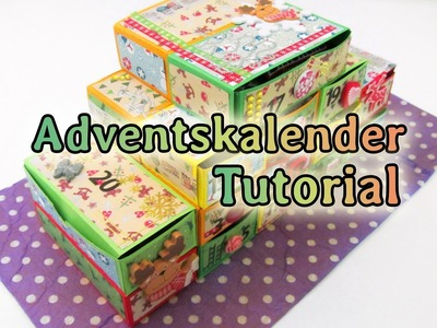 [Tutorial] 100% DIY Adventskalender