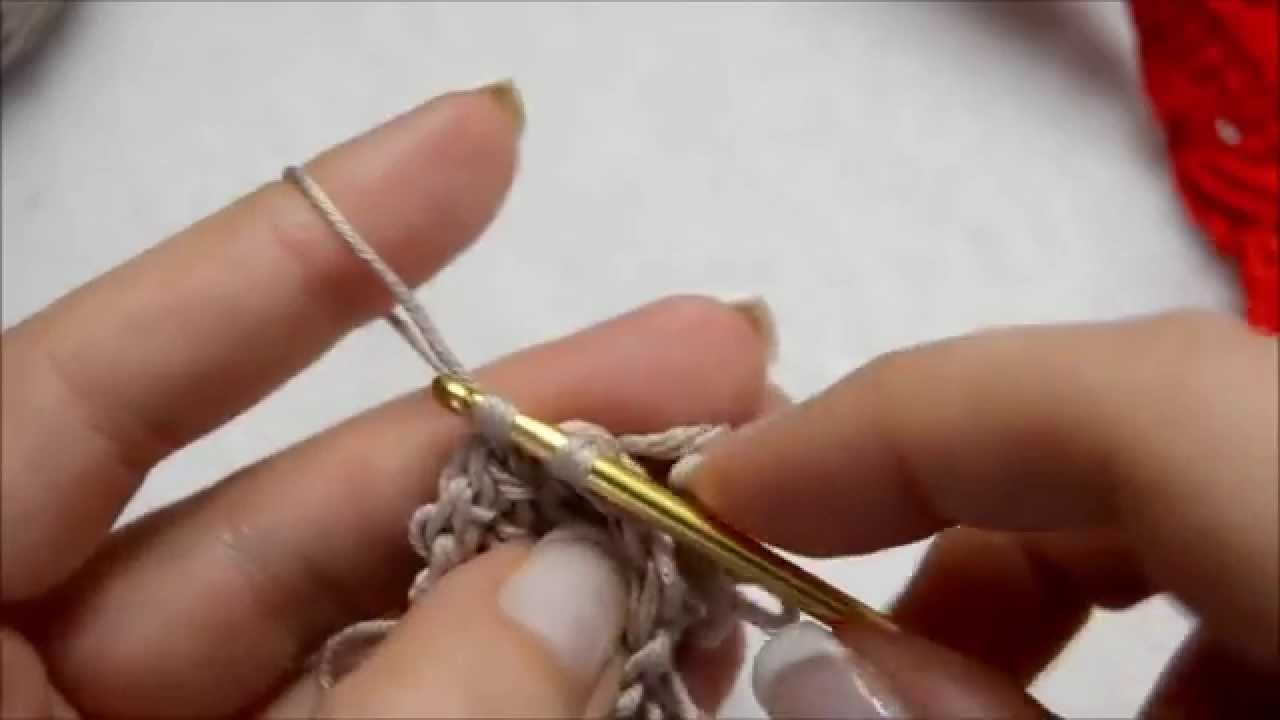 Tutorial. How to. Schlaufen häkeln