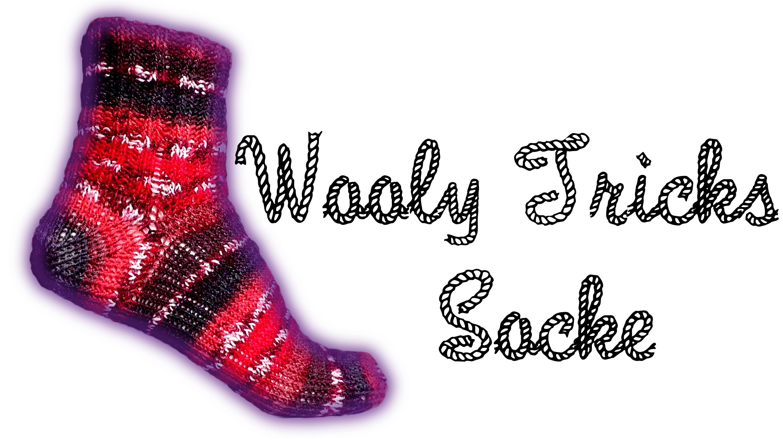 Wooly Tricks Socken stricken lernen