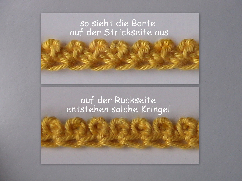 03.3 - schmale KringelBorte