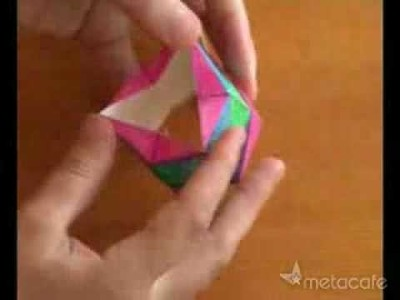 Cool paper toy