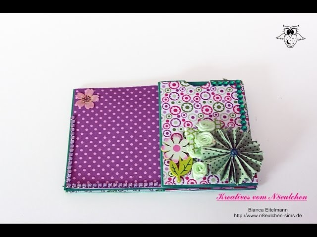 Craft-Update # 2 2015: Mini-Album
