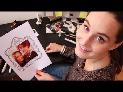 DIY: Bilderrahmen für deine schönsten Pics