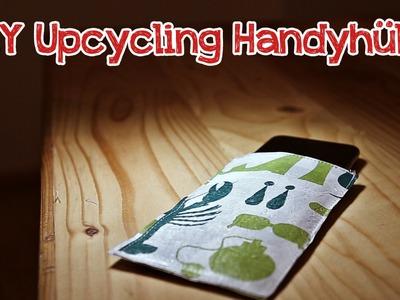 DIY - Handyhülle aus einer Plastiktüte