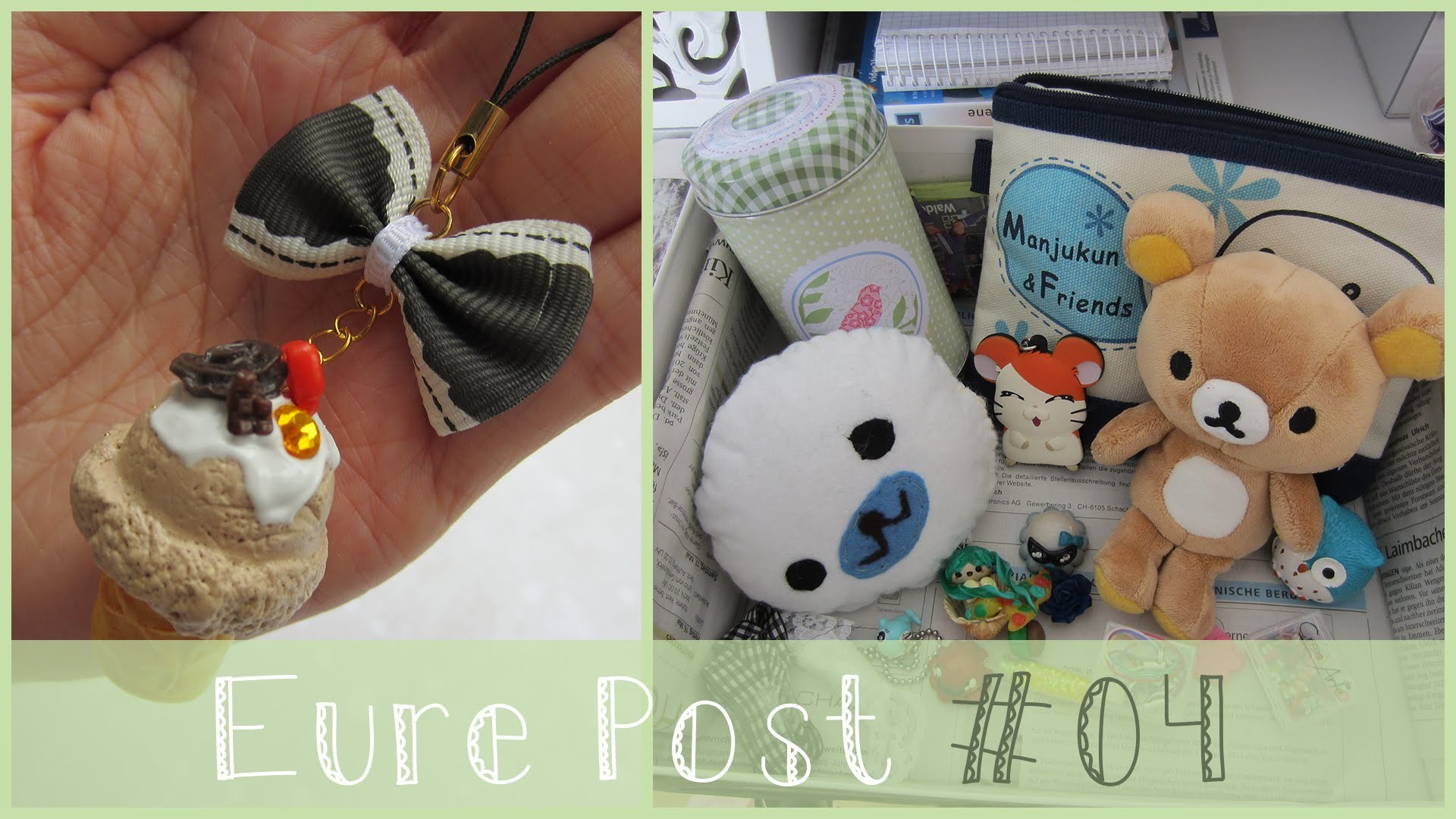 Eure POST #04 | Juni | LIVIA, LISA-MARIE & CIRRIA CRAFT