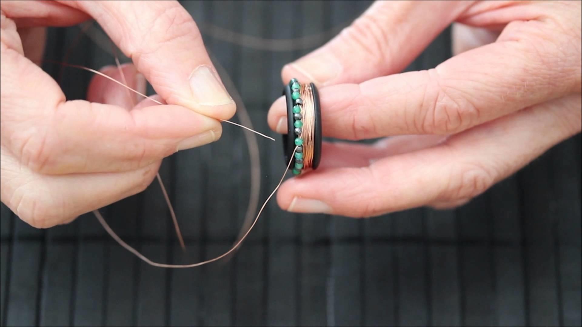 How To: Nice-Wire Ringe einfach selbst kreieren