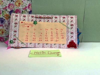Kalender Verlosung AUFLÖSUNG!! DIY Inspiration! | deutsch
