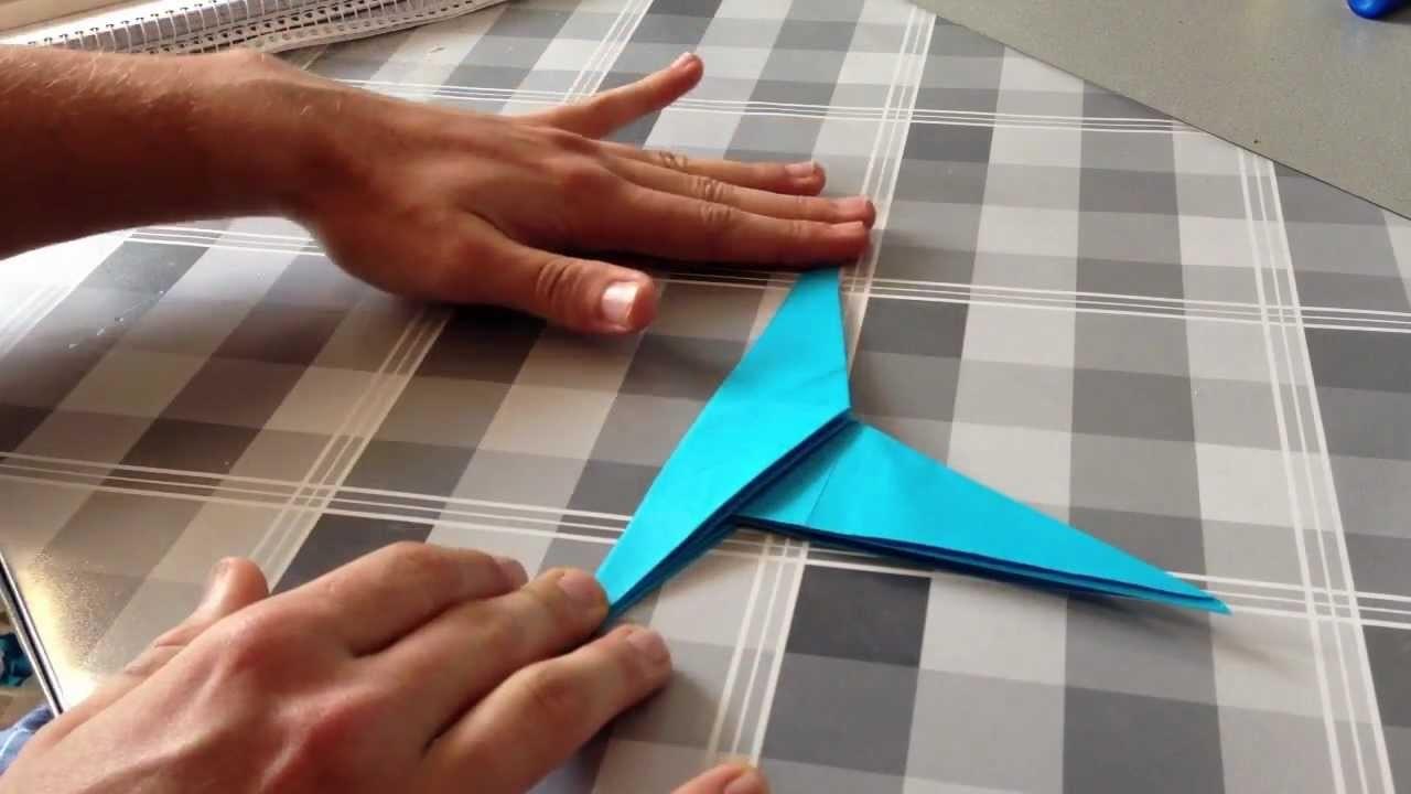 Origami Giraffe falten. Papiergiraffe selber machen
