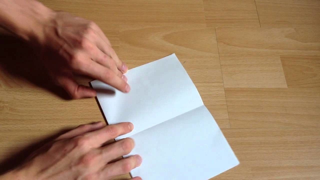 Origami Hut selber basteln - Anleitung für Papierhut