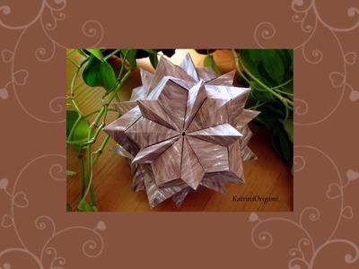 Origami ♥ Luminescence ♥ Kusudama