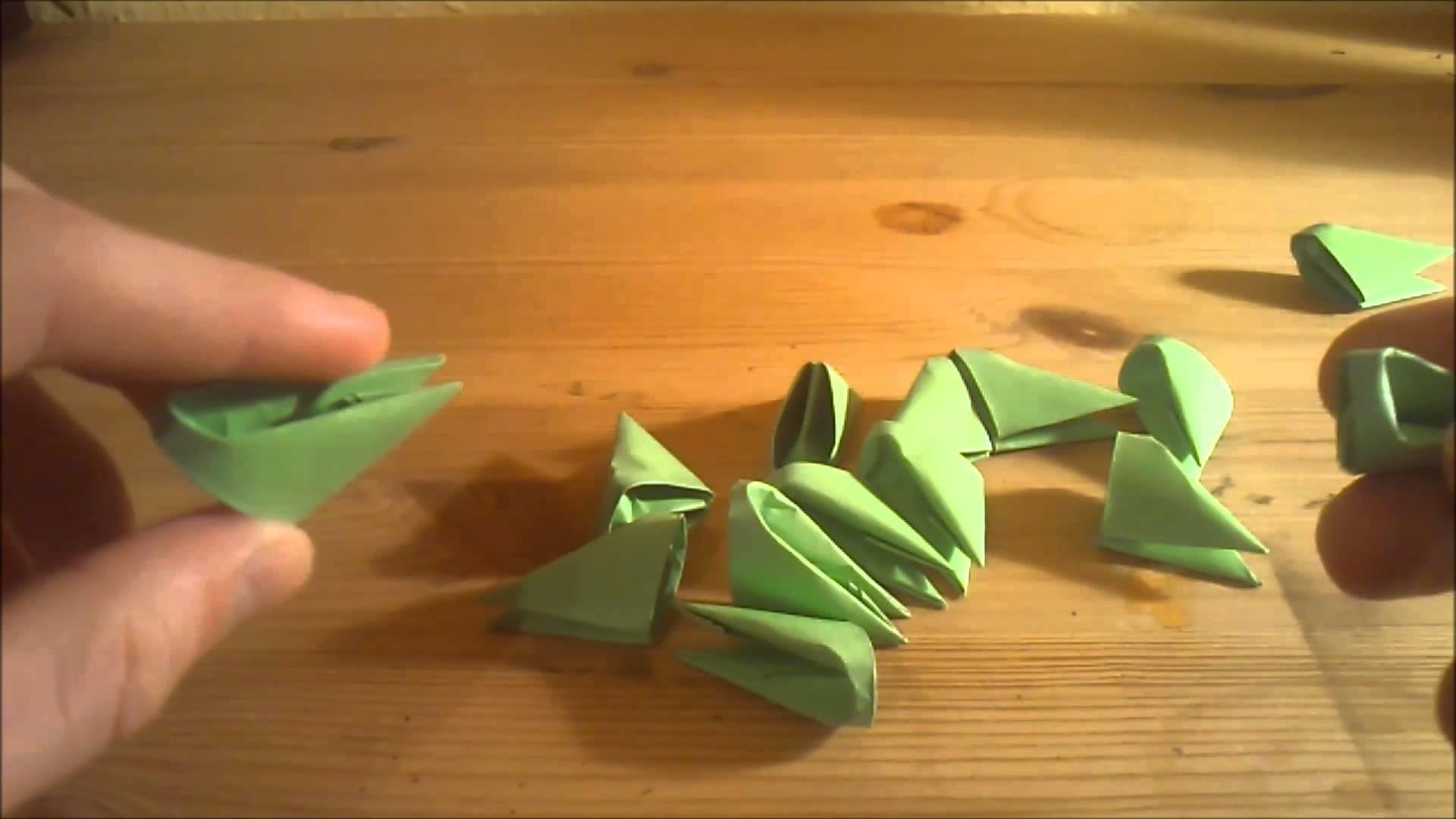 3D Origami für Anfänger Deutsch