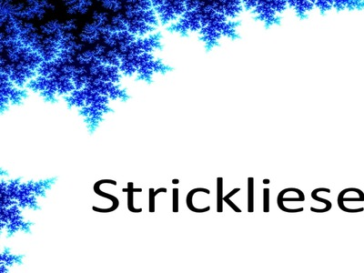 Anleitung Strickliesel | Schnüre oder Kordeln herstellen