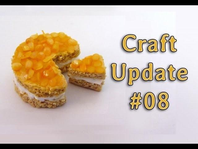 Craft Update #08 - Fimoliertes und zwei kleine Gruß-Karten